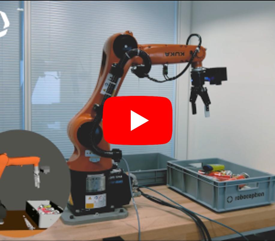 roboception youtube klein